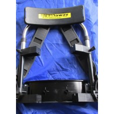 Backrest and harness for new Shakespere box