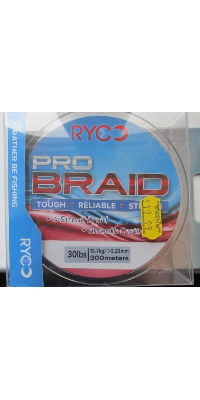 Ryco pro braid