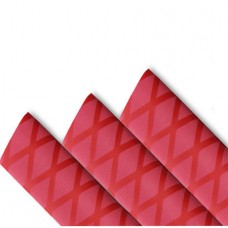 Red on Red diamond shrink tube