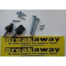 Breakaway Seatbox Backrest repair kit