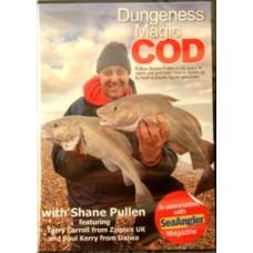 Dungeness Magic Cod - Shane Pullen - DVD