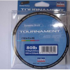 Daiwa Tournament Braid Accu Depth 300 mtr