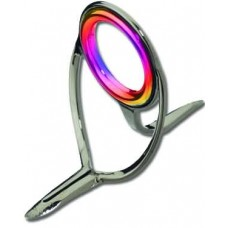 Chameleon Coated Zirconium Rod Ring