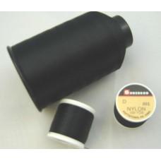 Black Rod whipping silk