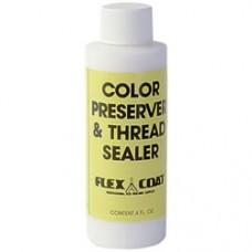 Flex-coat color preserver 1oz and 4oz  bottles