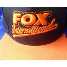 Fox headwear Snapback cap