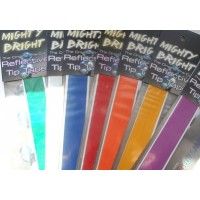 Mighty bright rod tip reflective tape 160mm