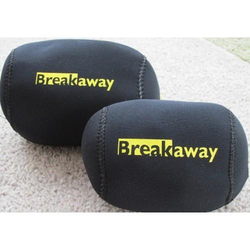 Breakaway Tackle Neoprene Multiplier Reel Case Medium,Large 3 sizes Small