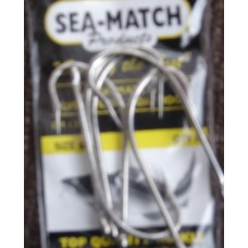 Sea Match Silver special boat hooks